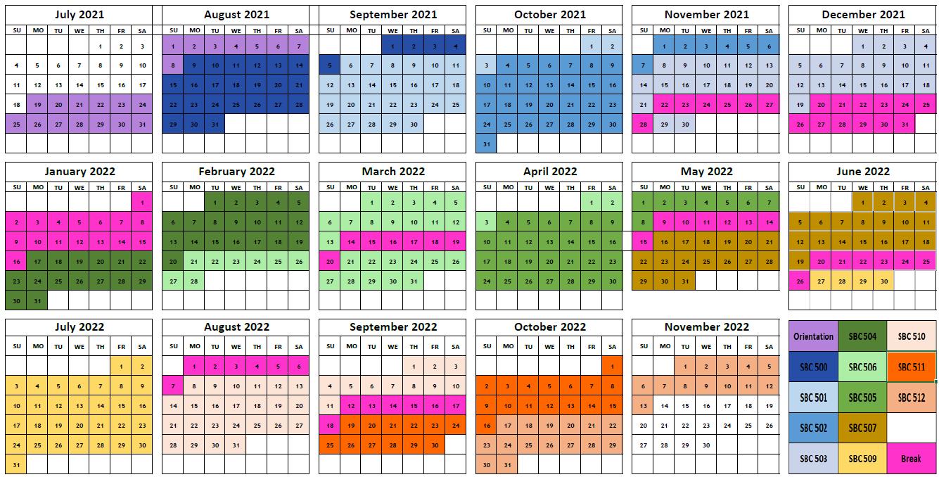 Fall 2021 Uiuc Calendar Curriculum   MS Strategic Brand Communication   University of